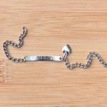 bracelet from dad