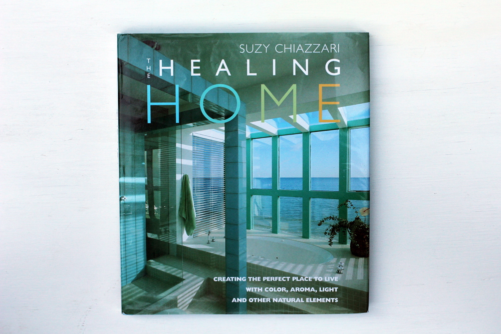 The Healing Home book