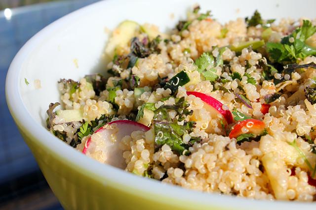 Cinco de Mayo mariachi quinoa salad