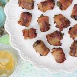 bacon wrapped jalepeño date