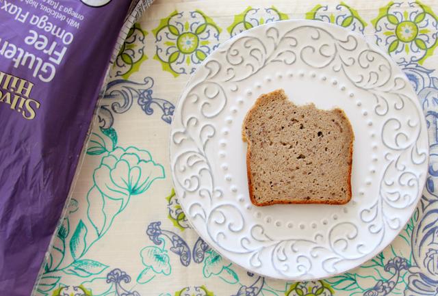 Silver Hill's Organic Gluten-Free Omega Flax Bread