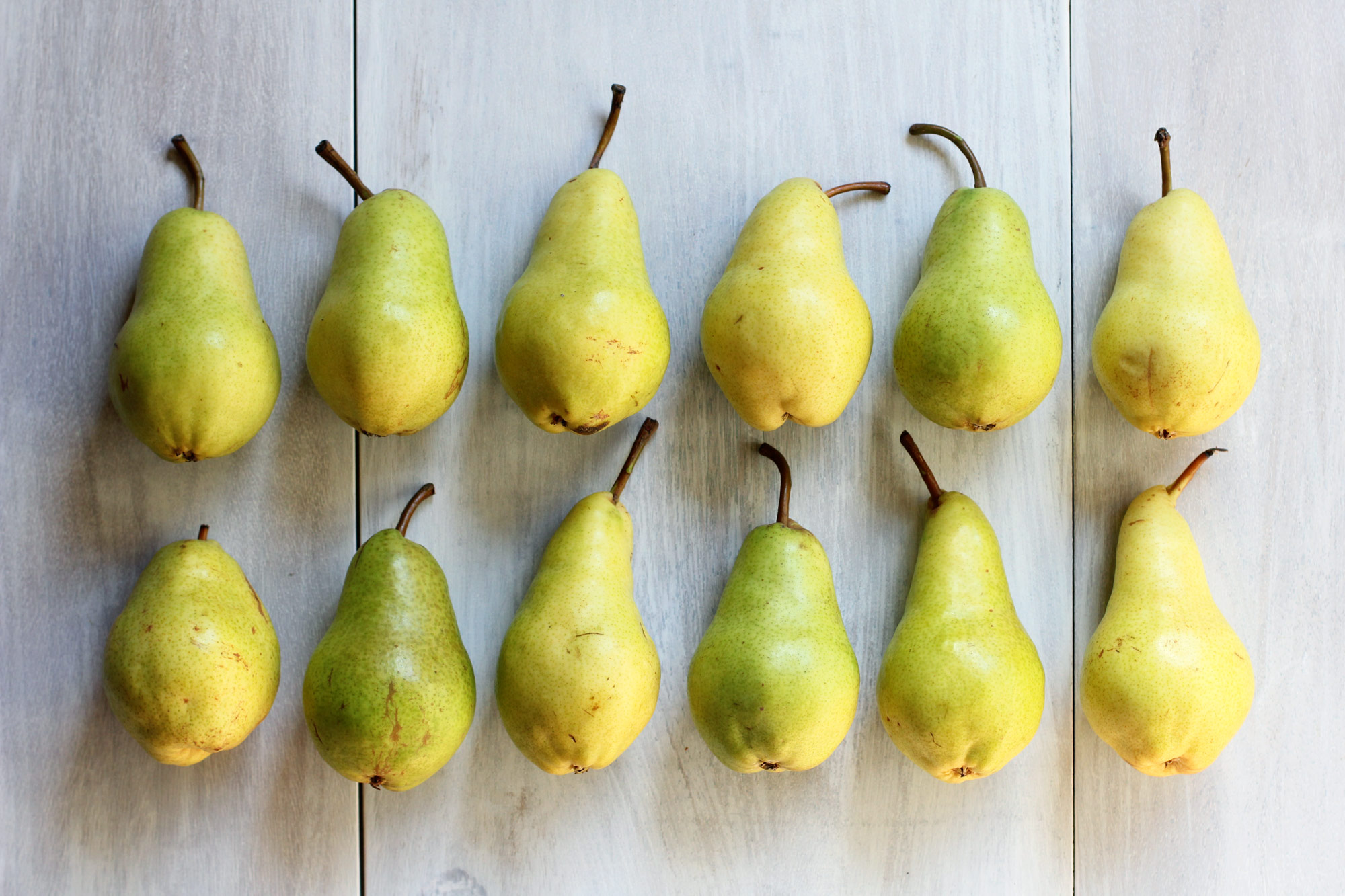 pears as a sugar subsitute