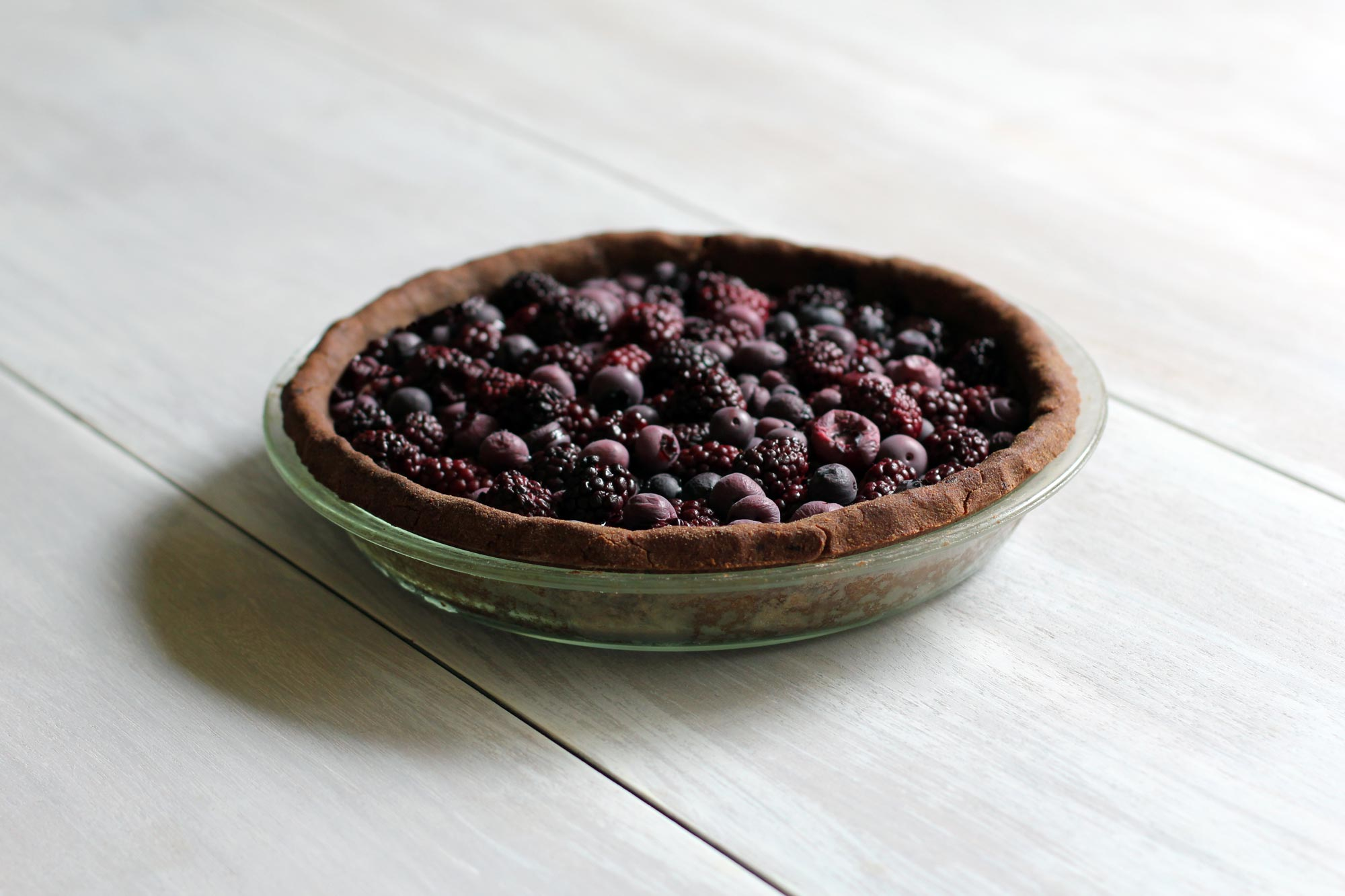 pie crust gluten free vegan Pennsylvania Dutch berries