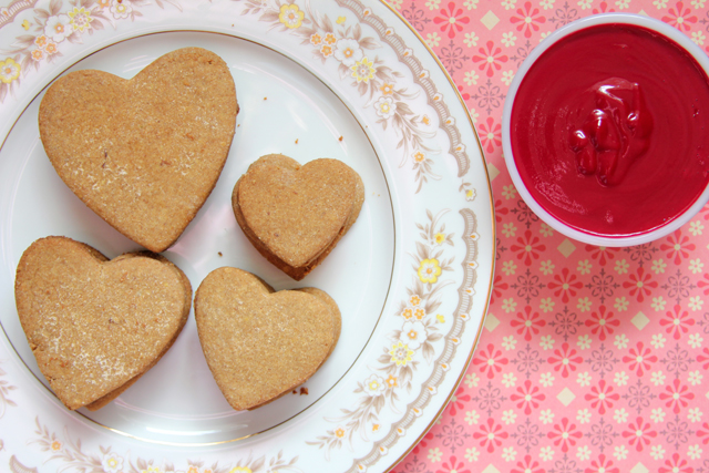 frosting sugarless sugar valentines day cookies