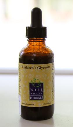 children's glycerite