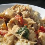 red thai crockpot curry