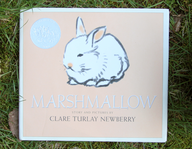 marshmallow easter book
