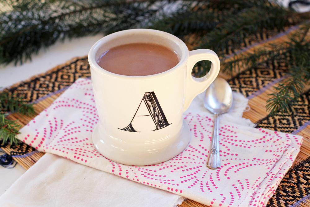 hot chocolate dairy free