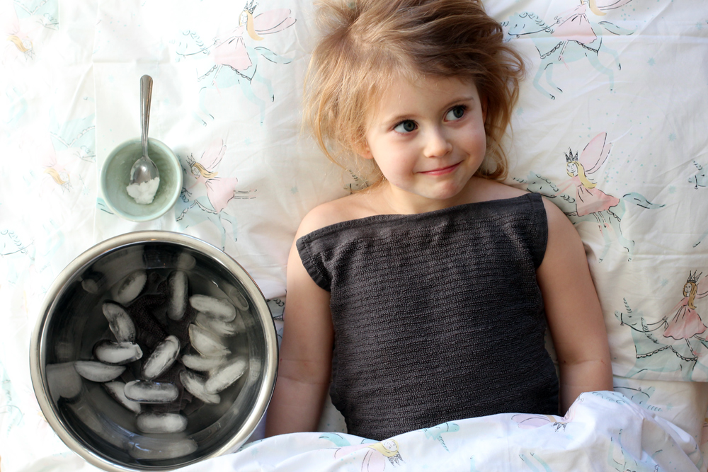 kids hydrotherapy for bronchitis