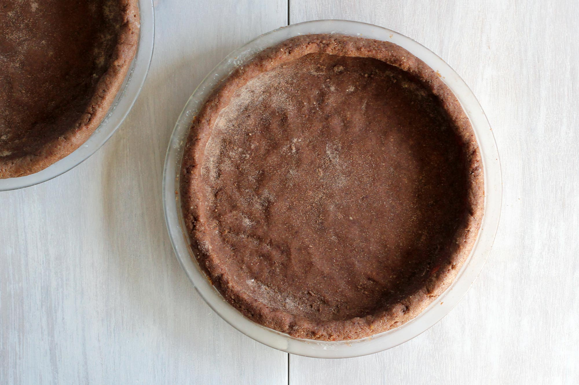 pie crust gluten free vegan