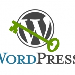 WordPress with secure key