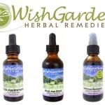 WishGarden Herbs tinctures