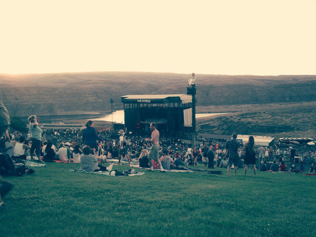 The Gorge Amphitheater